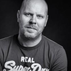 Portretfoto Jeroen Rommen