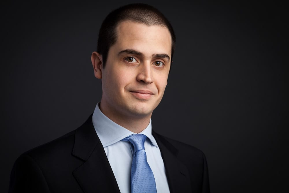 CV portrait picture